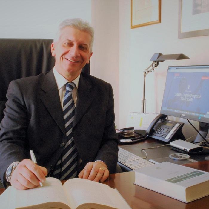 Avvocato Marino Properzi
