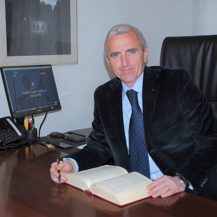 Avvocato Roberto Mancinelli